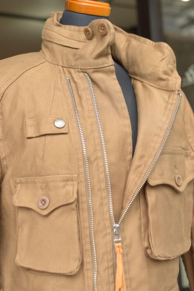 マックスフリッツファム・アウトレット/MFJ-1646 サープラスライドジャケット