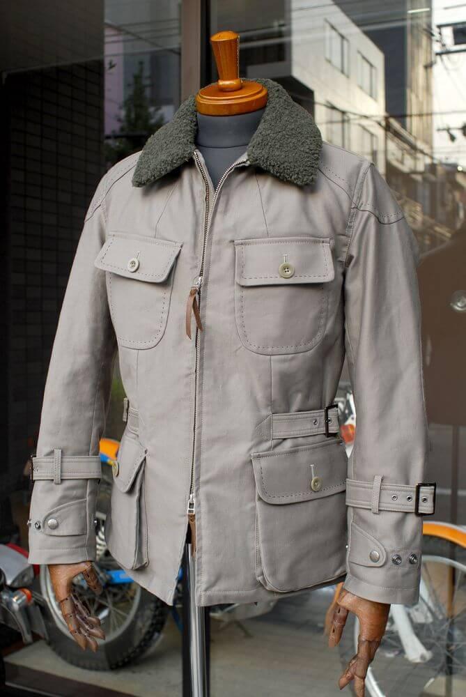 MFJ-1651 ウィンターハンドステッチジャケット