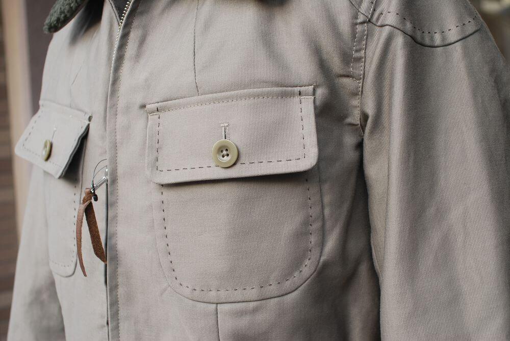 MFJ-1651 ウィンターハンドステッチジャケット4