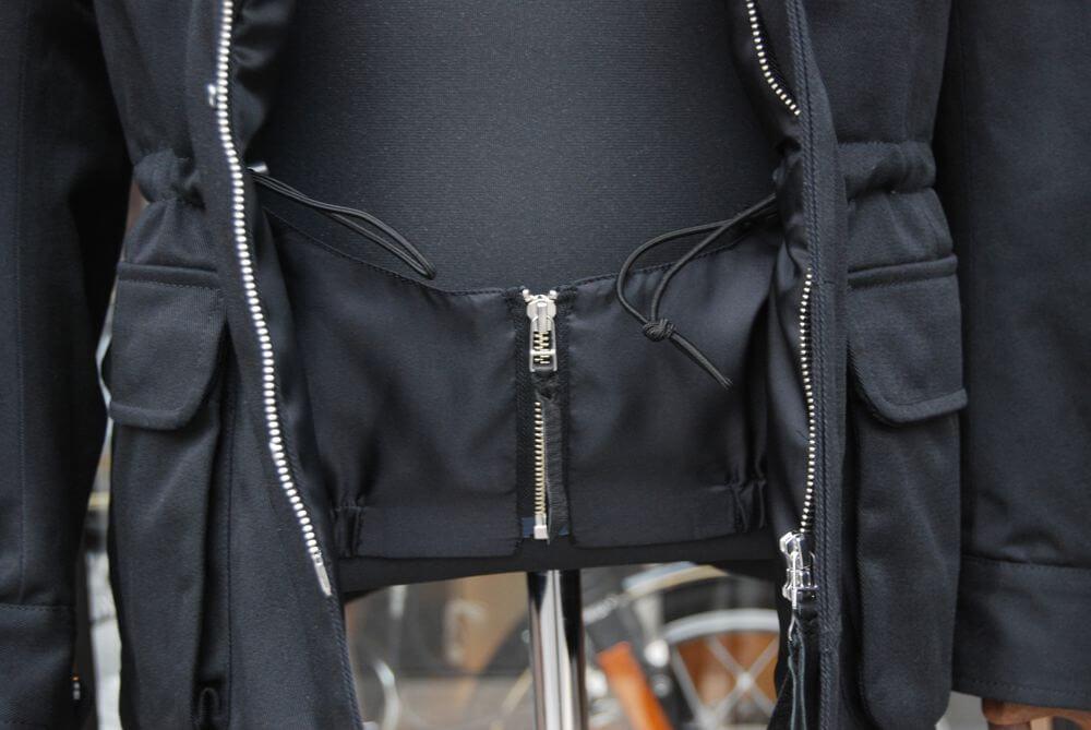 MFJ-1724 ピボットスリーブジャケット