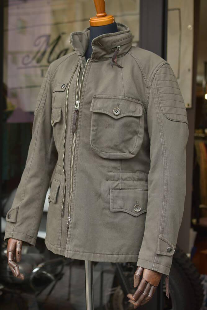 マックスフリッツファム・アウトレット MFJ-1913 ダブルジップモータージャケット