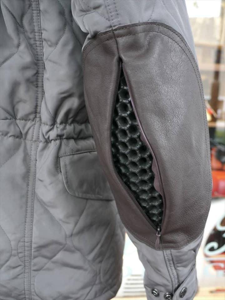 MFJ-2299 Mスタイルキルトジャケット